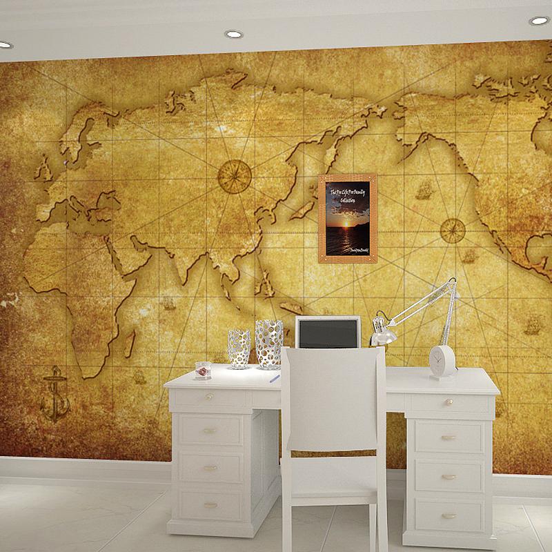 World map wallpaper for walls 3 d colors for living room walls 800x800