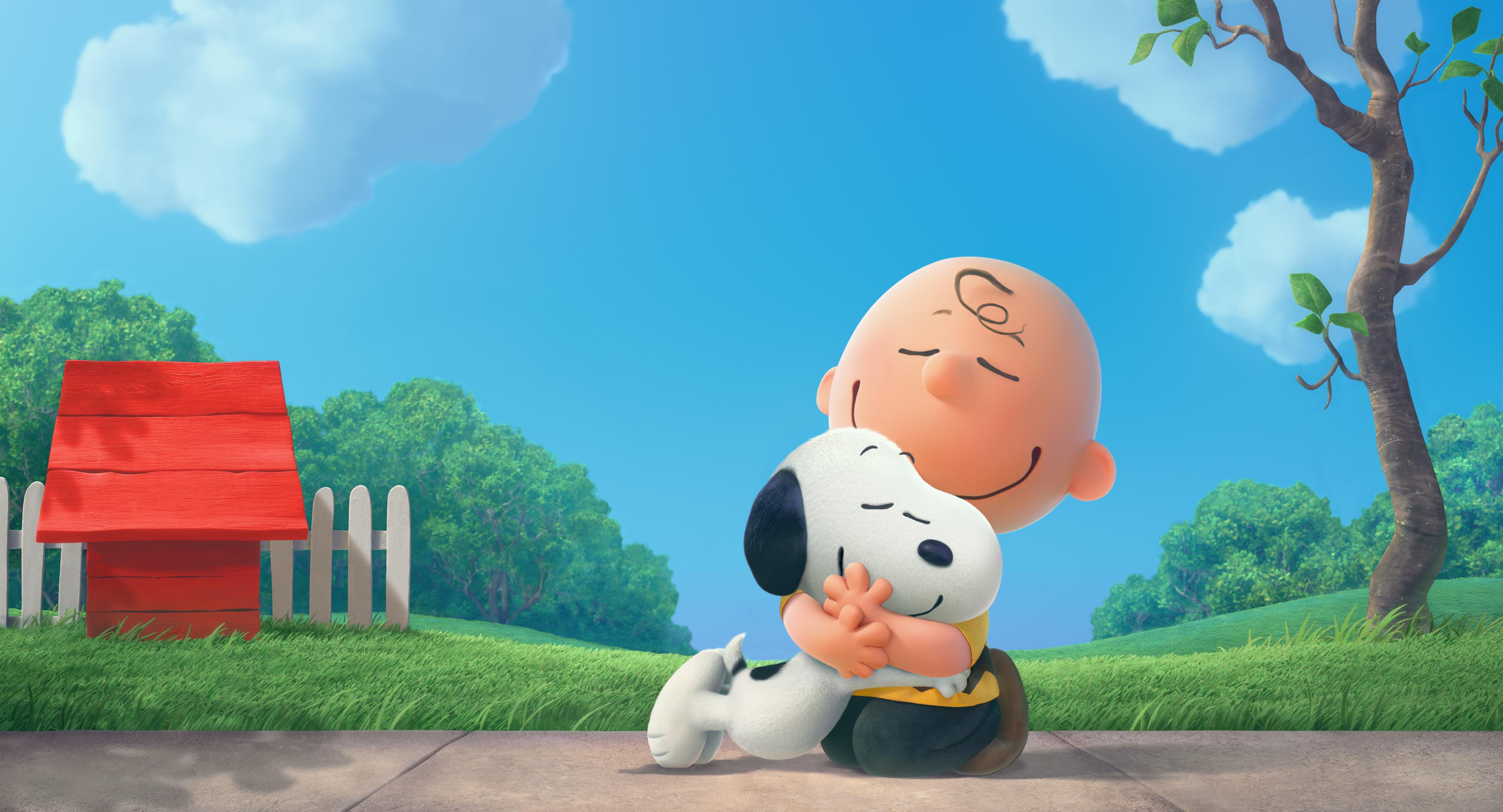 Peanuts Peanuts Movie Wallpaper 3996x2160