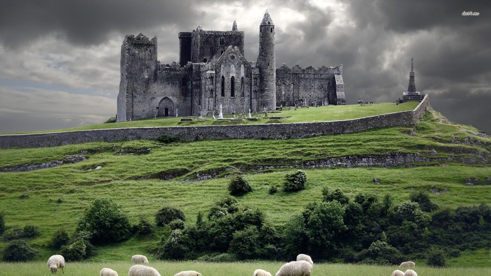 Ireland Castles Wallpaper - WallpaperSafari Ireland Castle Wallpaper