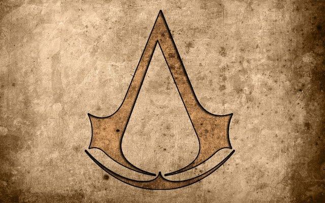 High resolution Assassins Creed Logo desktoplaptop wallaper Listed 640x400