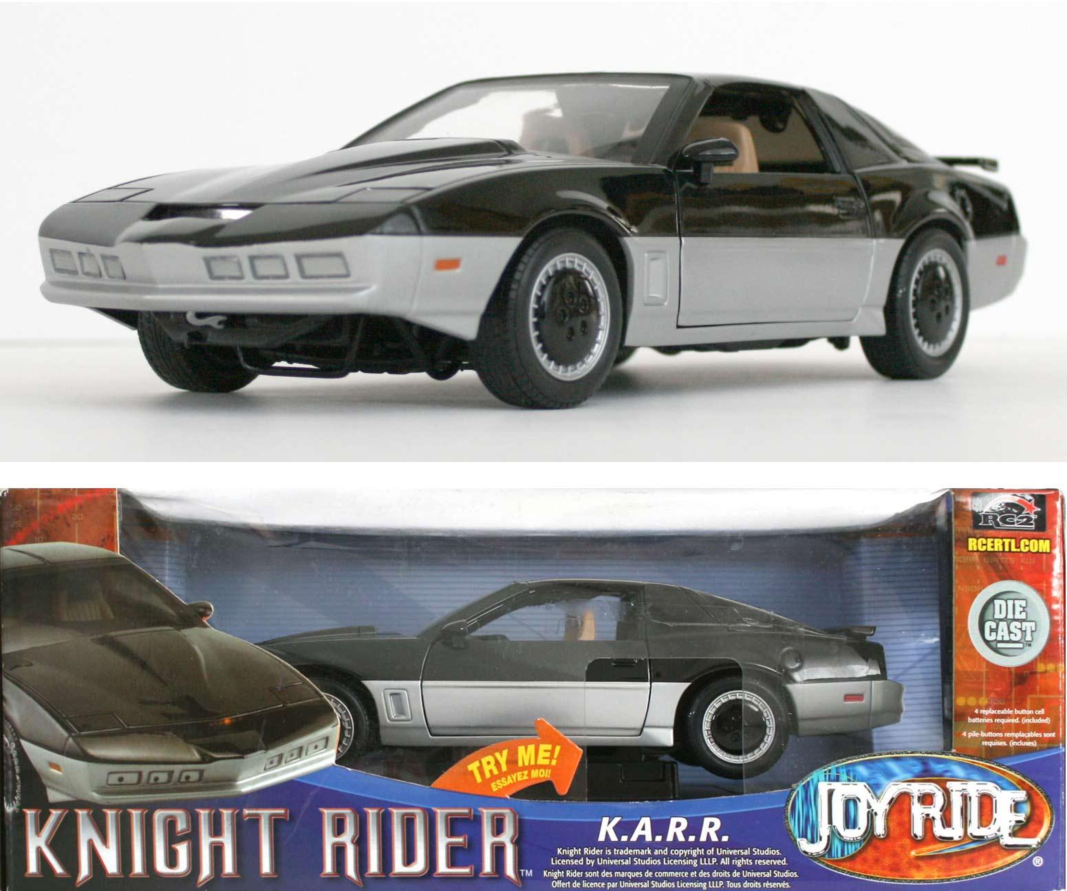 Karr Knight Rider Kitt 1 18 Rare Diecast Hasselhoff Barris LAS Vegas 1551x1296