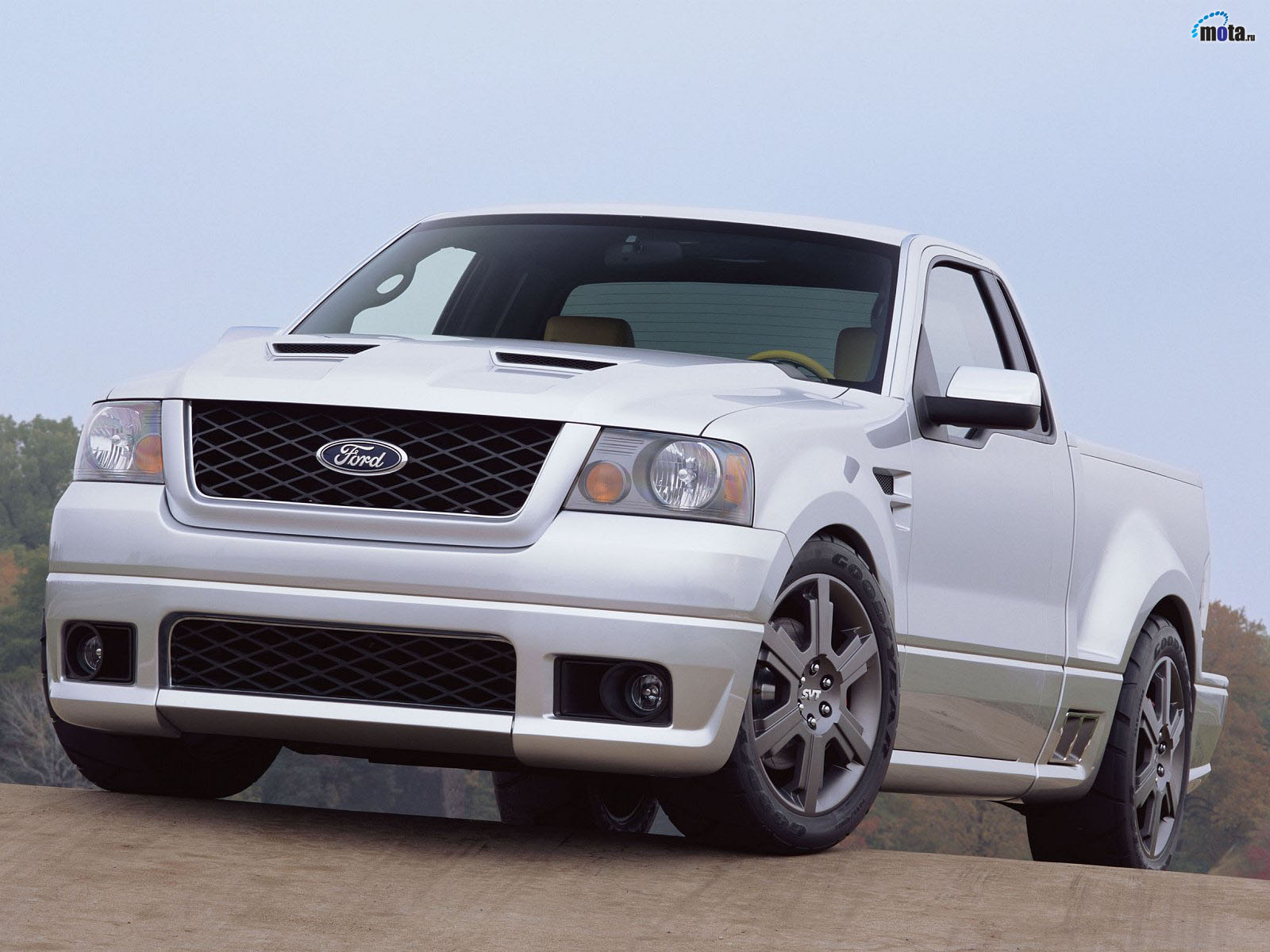Download Ford Pickups wallpaper Ford Pickup 5 1600x1200