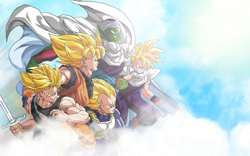 Category Anime Hd Wallpapers Subcategory Dragonball Hd Wallpapers 800x500