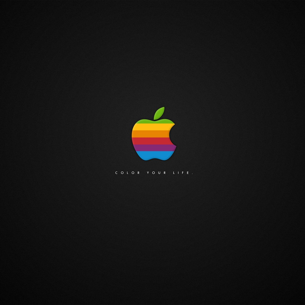 iPad Wallpapers Best apple logo 4   Apple iPad iPad 2 iPad mini 1024x1024