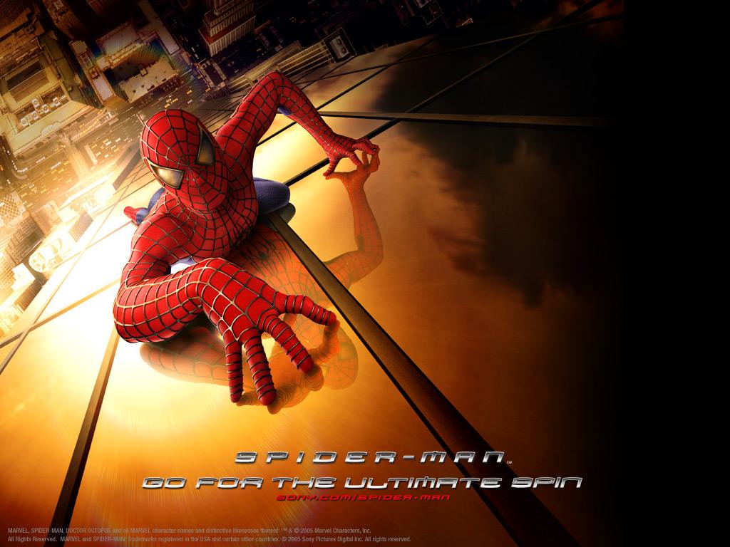 Download Spiderman Movie Wallpaper Widescreen Movie 1024x768