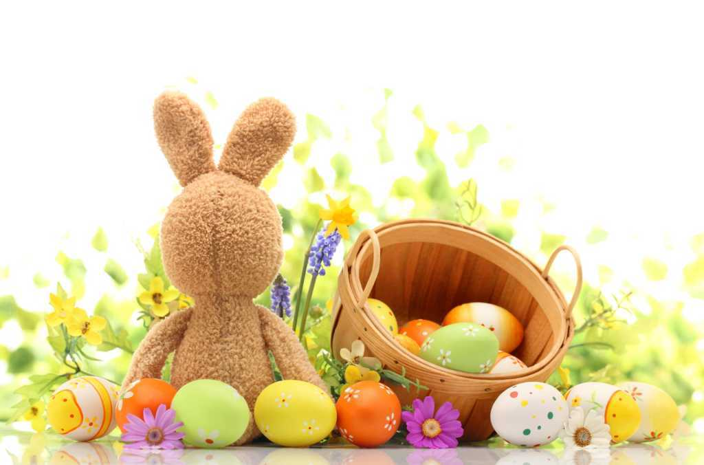Happy Easter Wallpapers HD 9To5AnimationsCom 1024x676