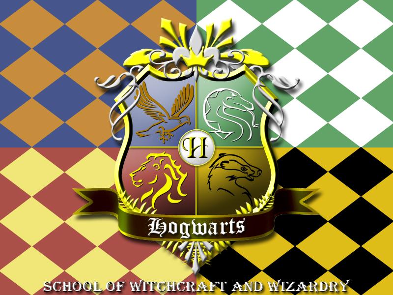 Hogwarts Crest by ajb3art 800x600