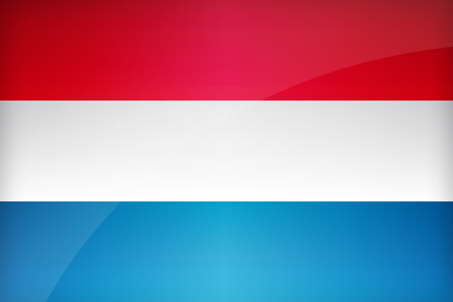 Flag of Luxembourg Find the best design for Luxembourgers Flag 1500x1000