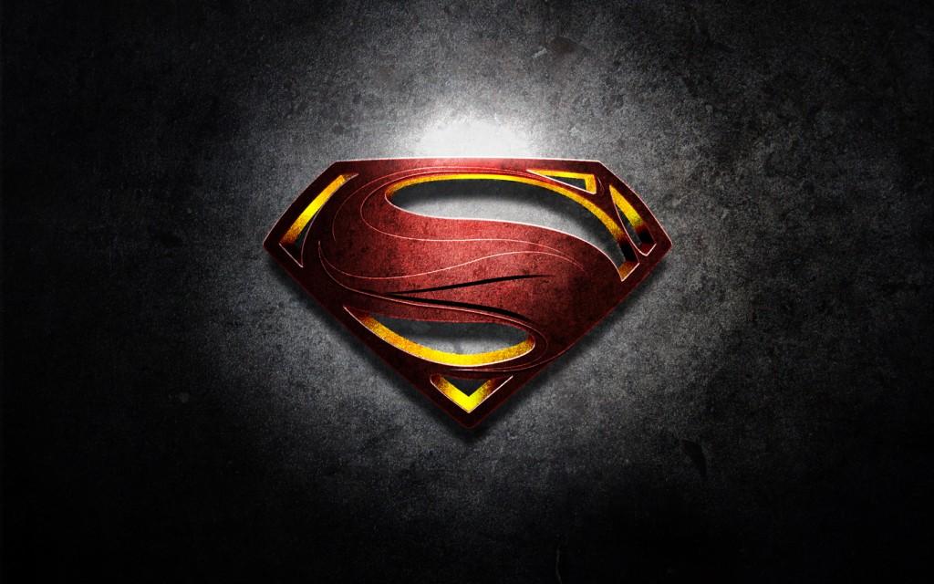 Superman Logo Superman 2013 Superman Wallpaper HD Desktop 1024x640