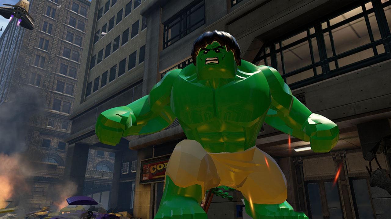 Avengers 4K Wallpaper Lego Marvels Avengers 1080p Wallpaper 1280x720