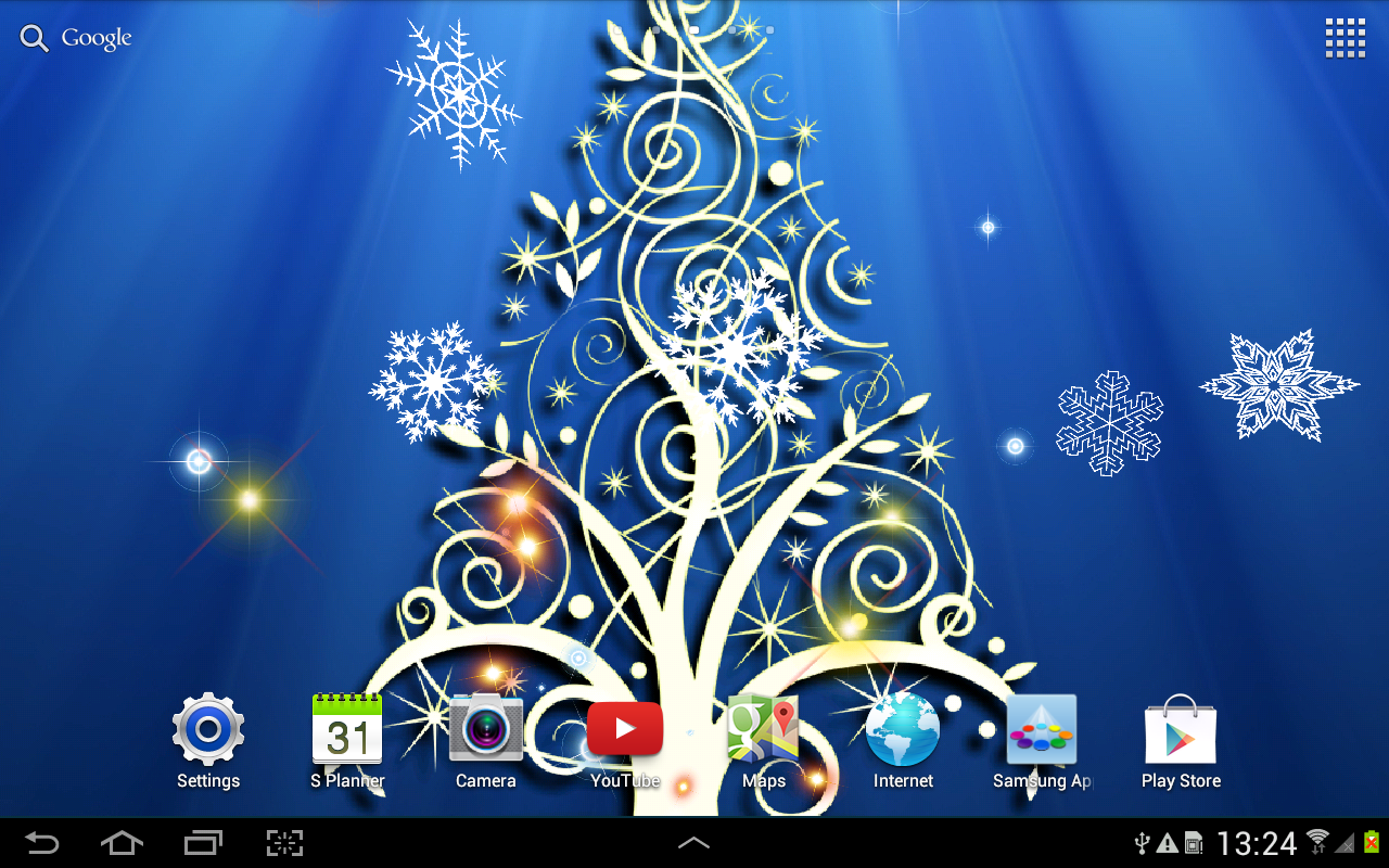 Christmas Ipad Wallpapers: Live Christmas Wallpaper For IPad