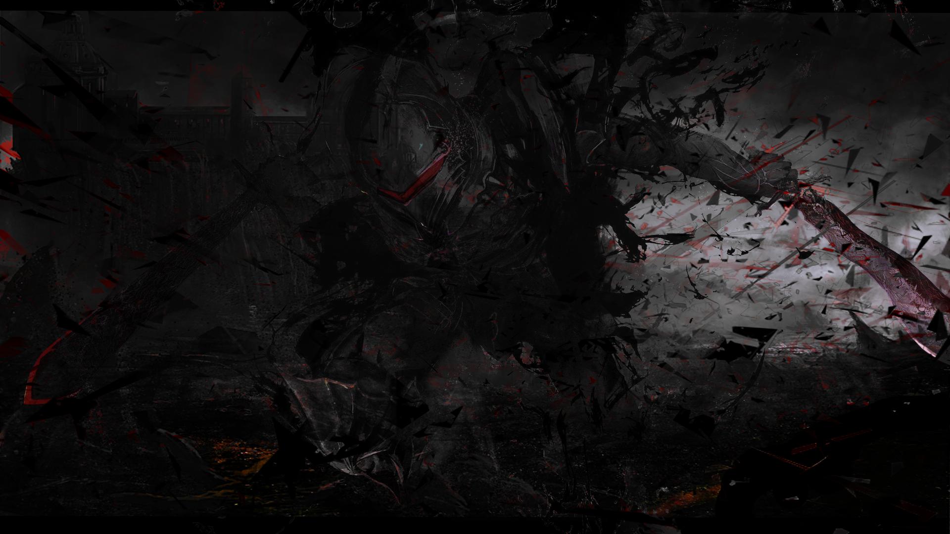 Berserker fate stay zero dark wallpaper background 1920x1080