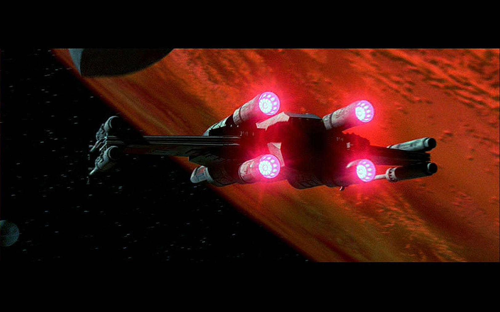 star wars x wing fighter HD Wallpaper   Movies TV 702212 1624x1015