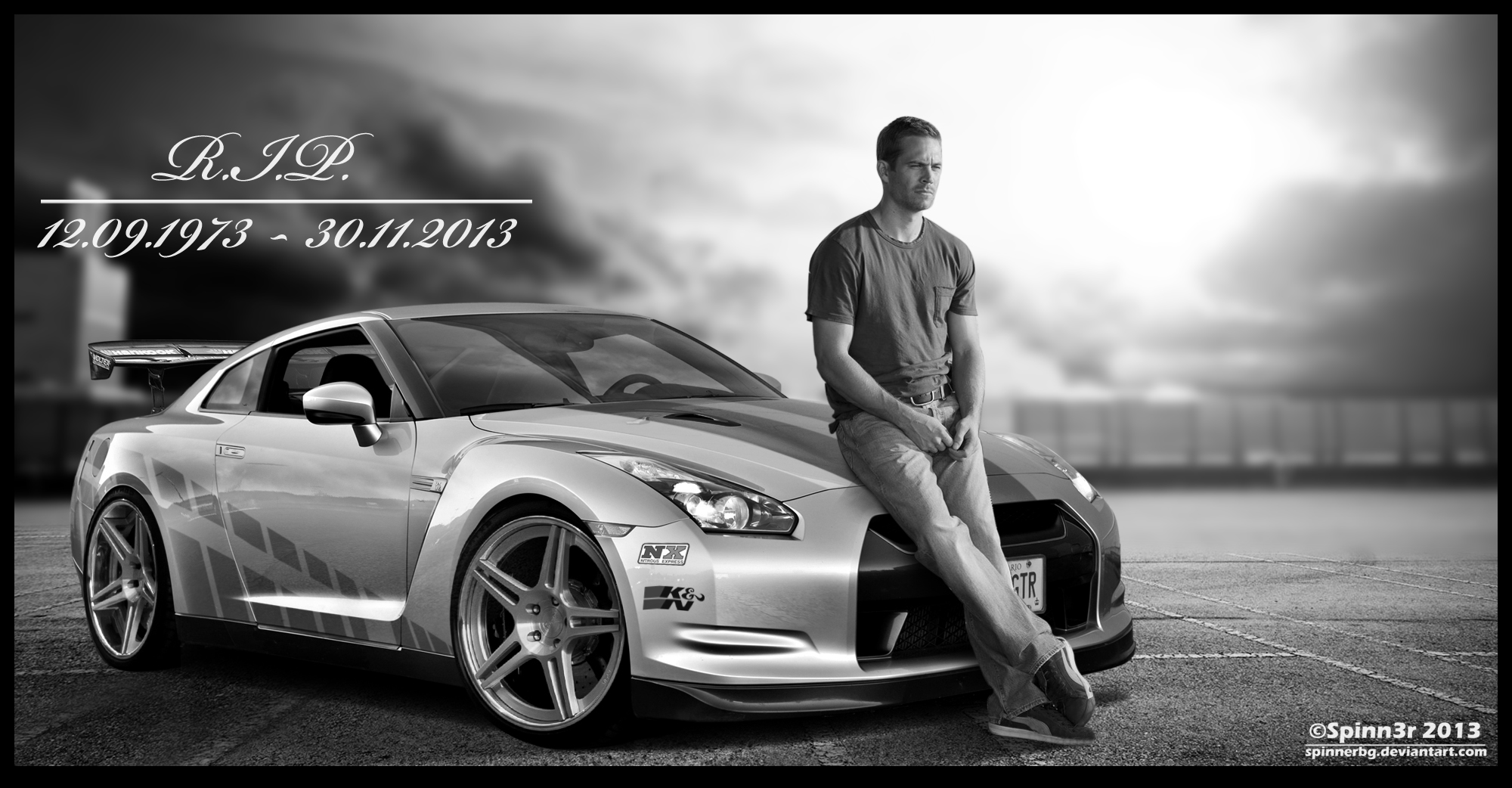 73 Paul Walker Wallpapers On Wallpapersafari