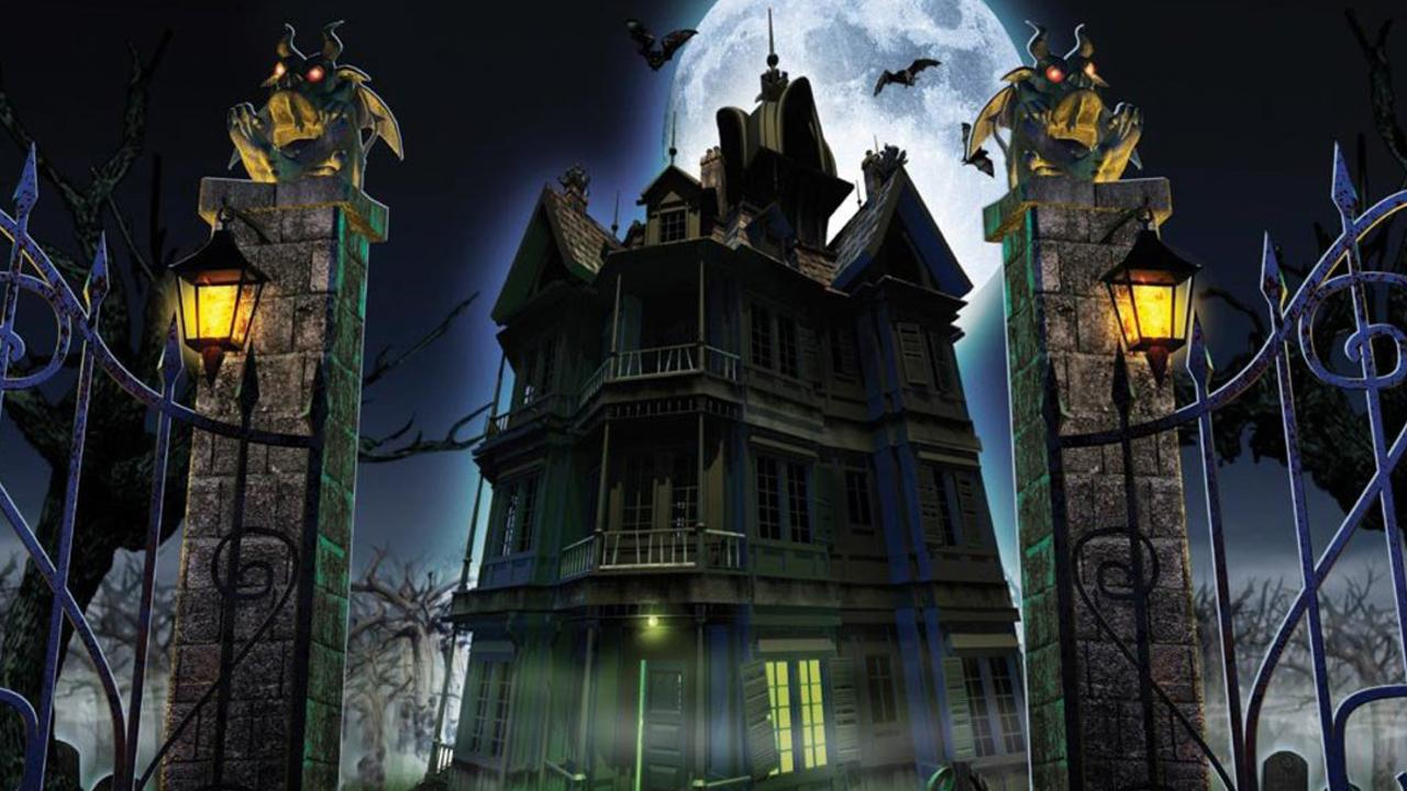 Haunted House Live Wallpaper   Android Apps on Google Play 1280x720