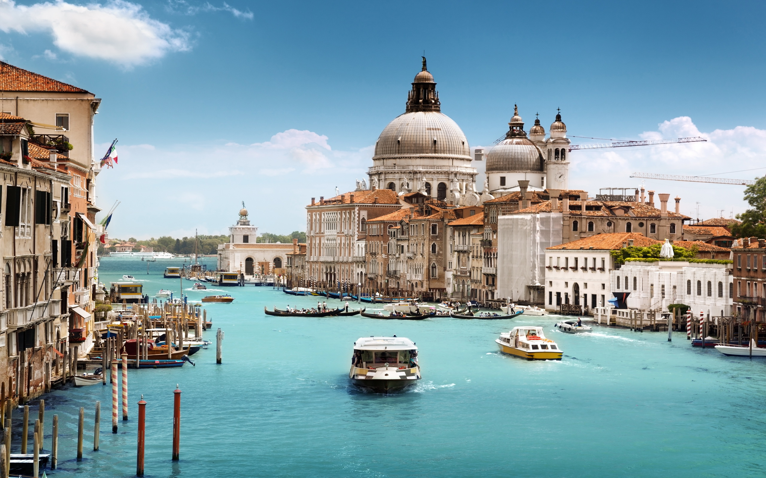 127 Venice HD Wallpapers Background Images 2560x1600