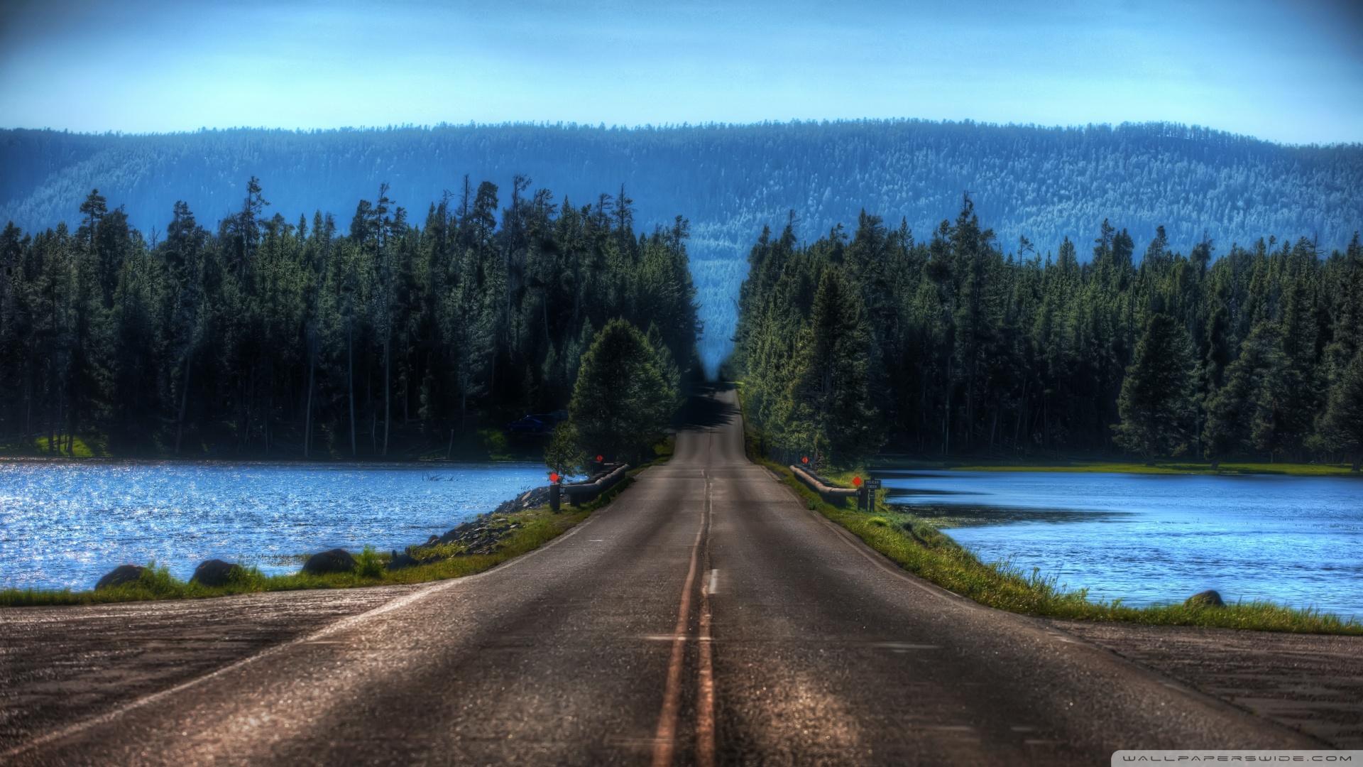 Yellowstone Wallpaper Widescreen - WallpaperSafari