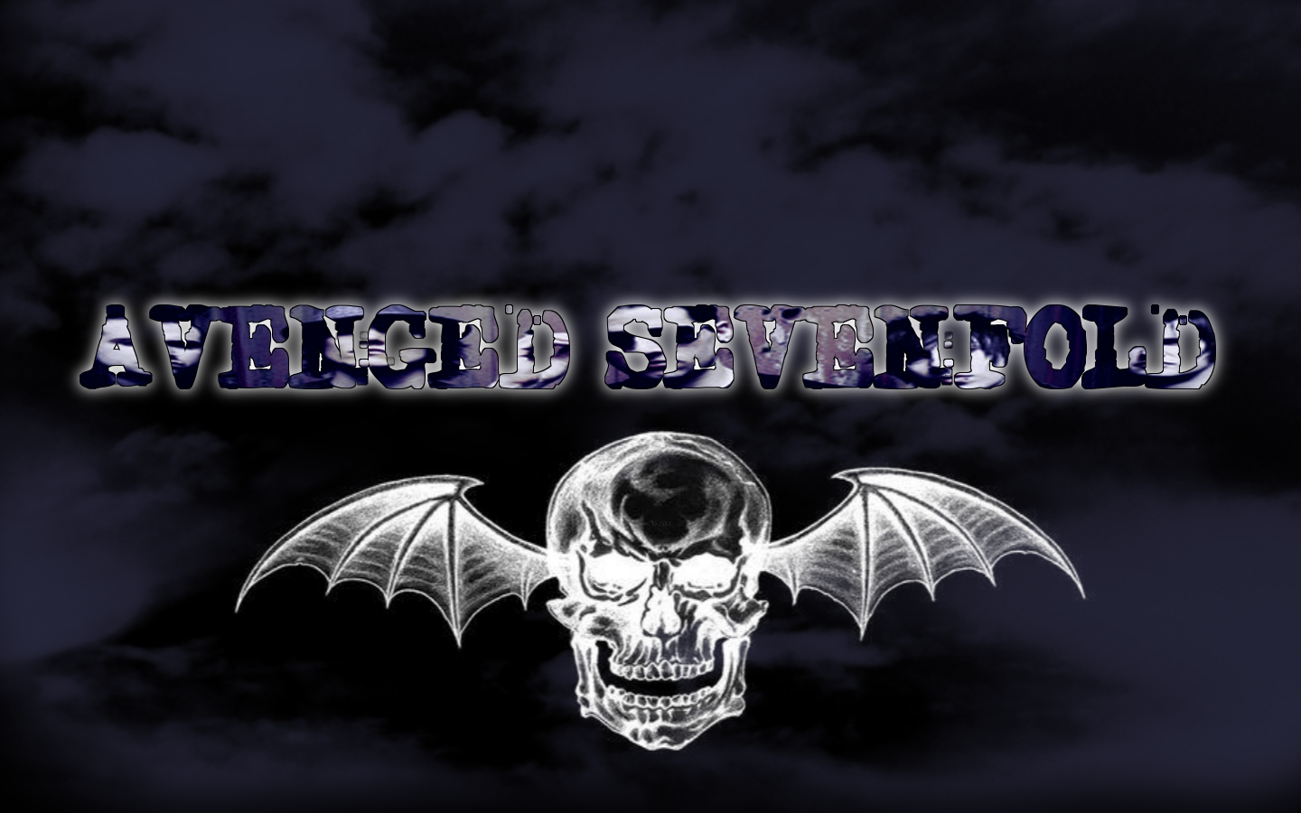 wallpapers hd for mac Avenged Sevenfold Wallpaper High 1440x900