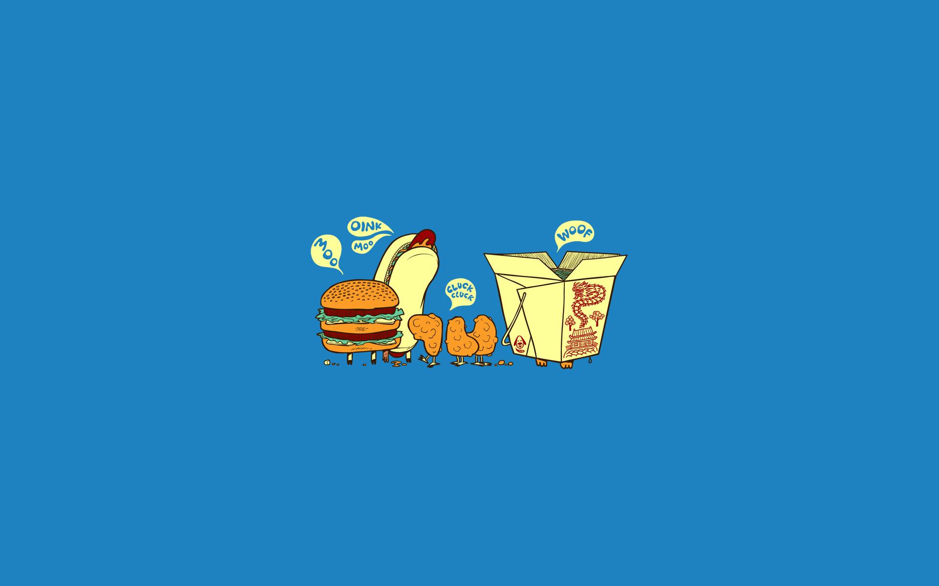 Junk Food HD Wallpapers 1920x1200