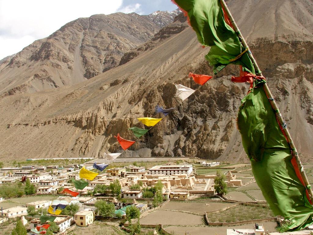 Tabo Himachal Pradesh   Tabo Himachal Pradesh Download 1024x768