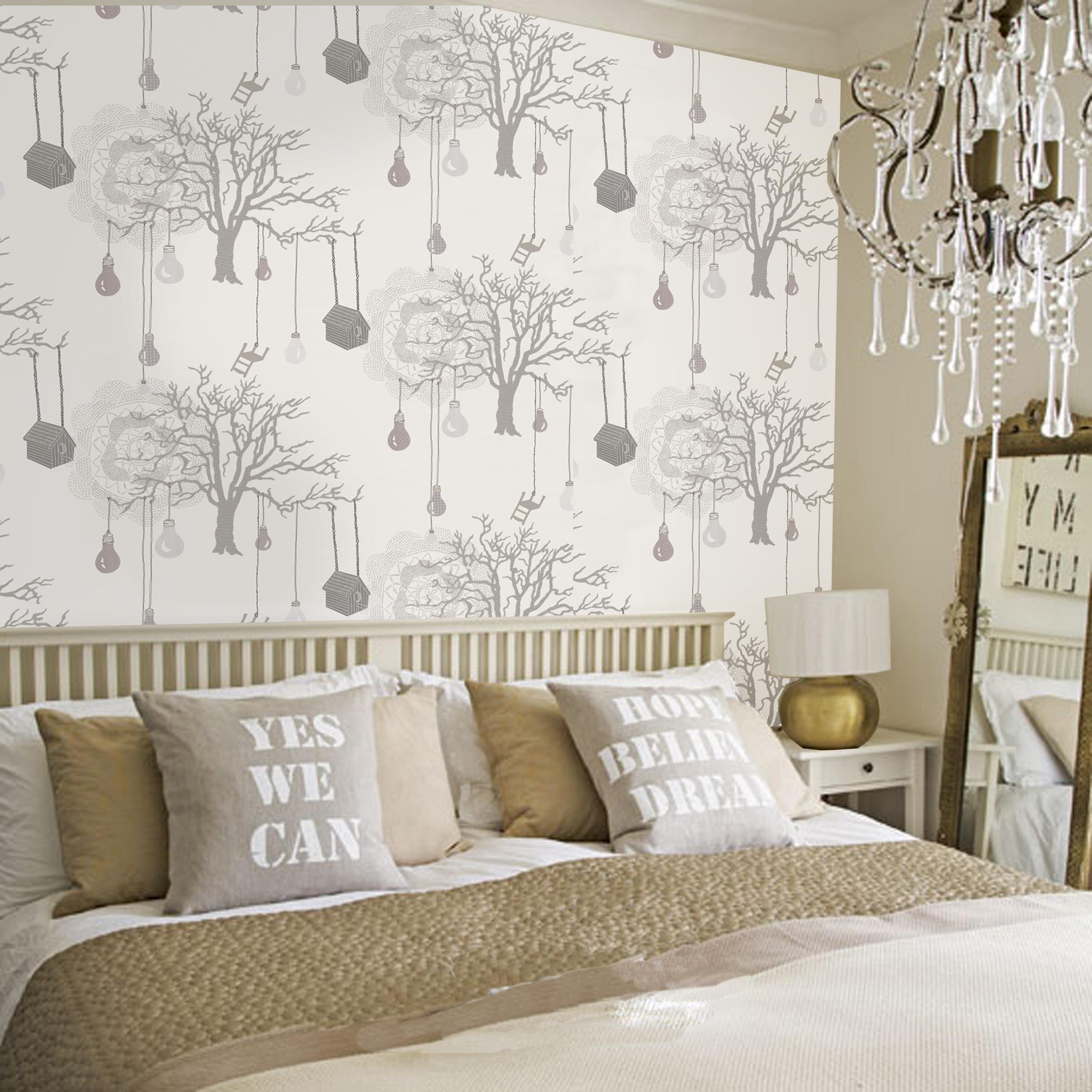 30 Best Diy Wallpaper Designs for Bedrooms UK 2015 2362x2362