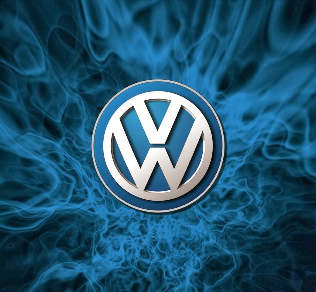 Vw Logo Wallpaper Wallpapersafari