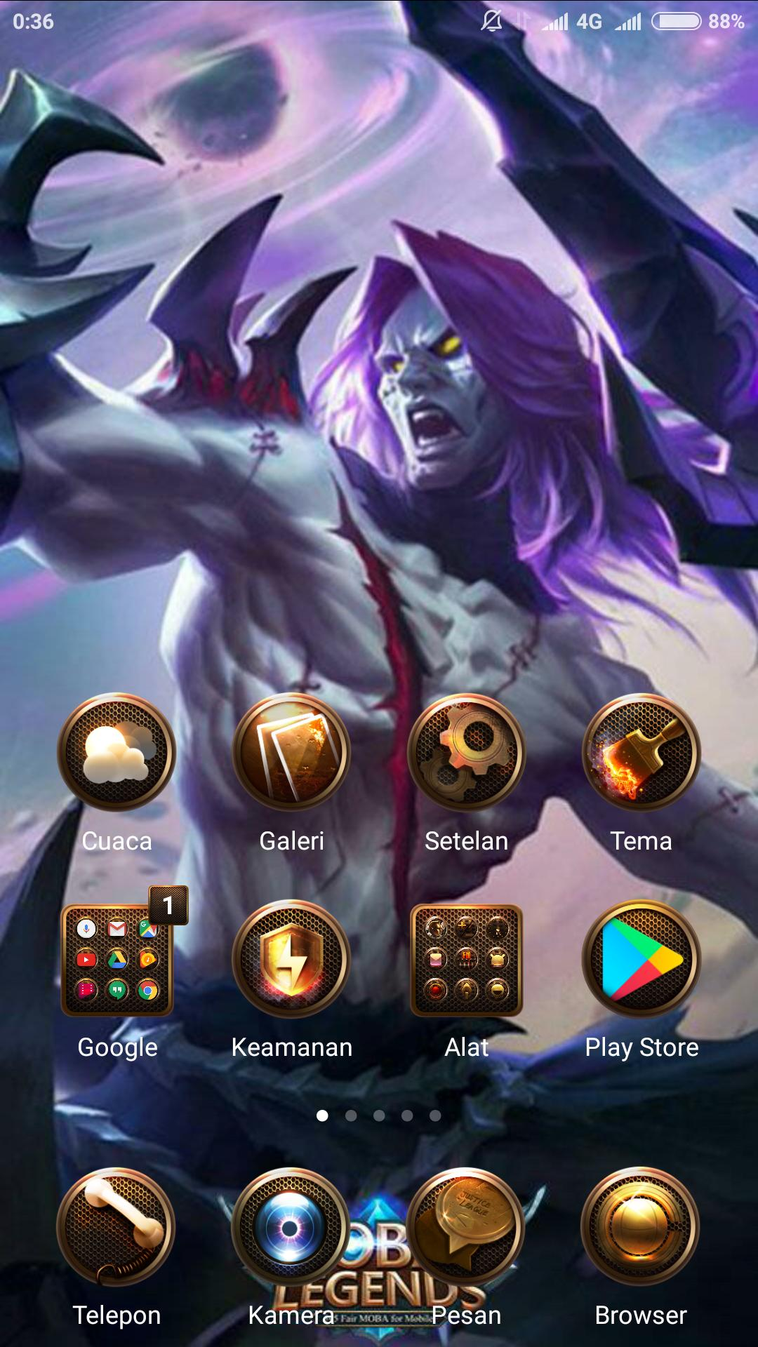 Skin of Moba Mobile Legend Wallpaper HD for Android   APK Download 1080x1920