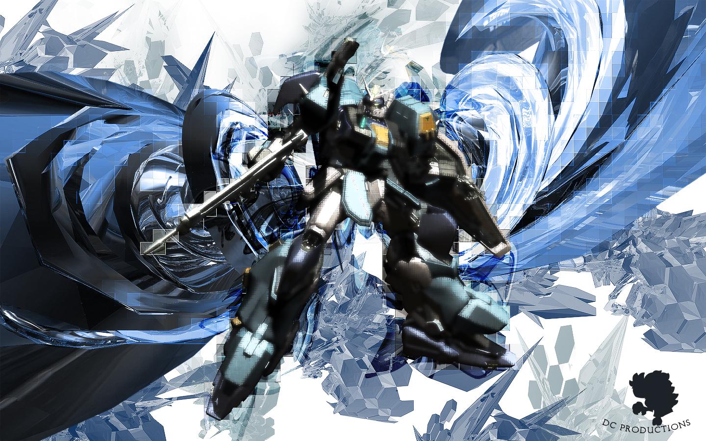 Gundam Wing For Wallhamdu Wallpaper 1440x900 Full HD Wallpapers 1440x900