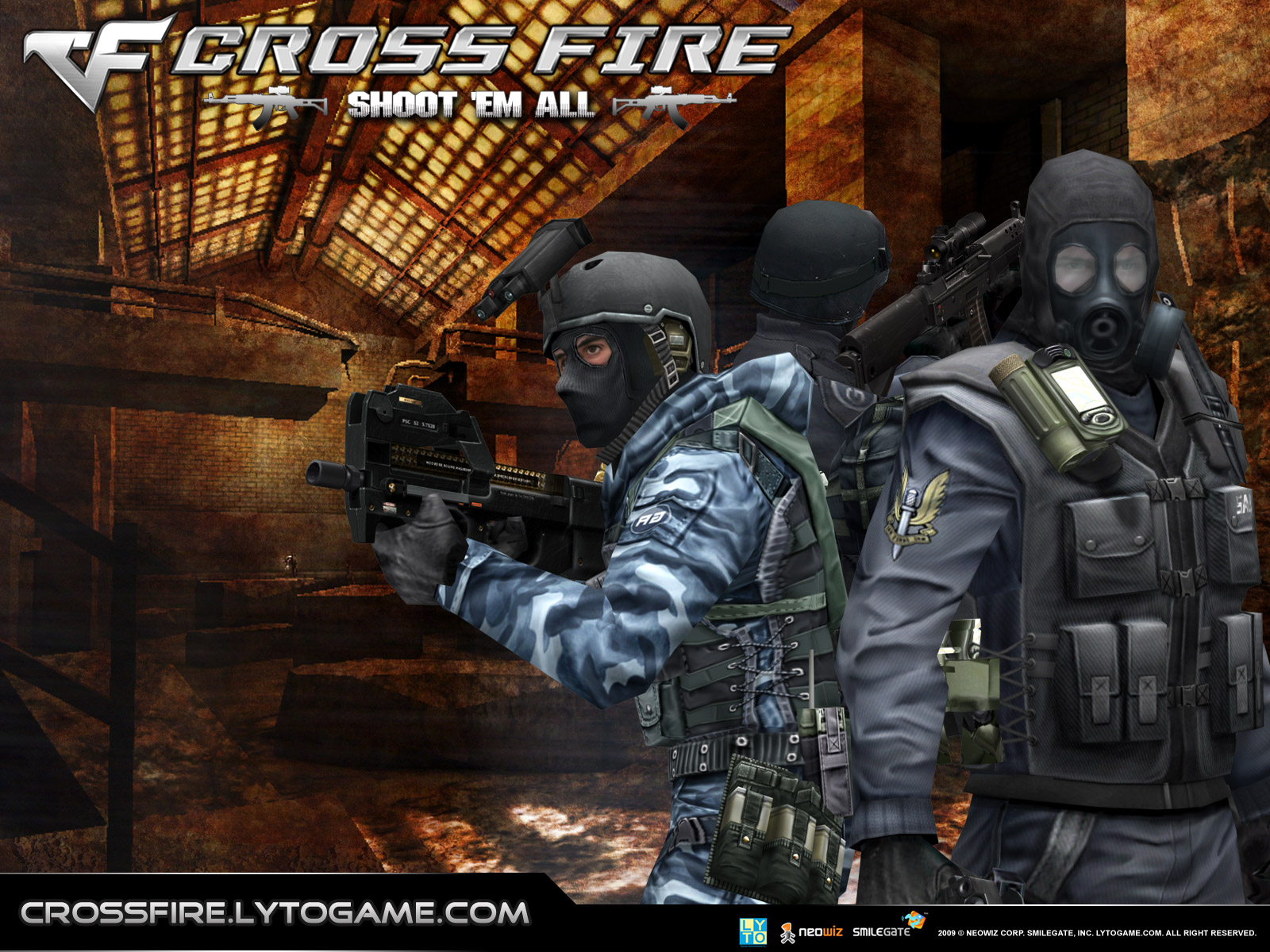 Game Wallpaper Download Wallpaper CrossFire Wallpaper Game Online 1600x1200