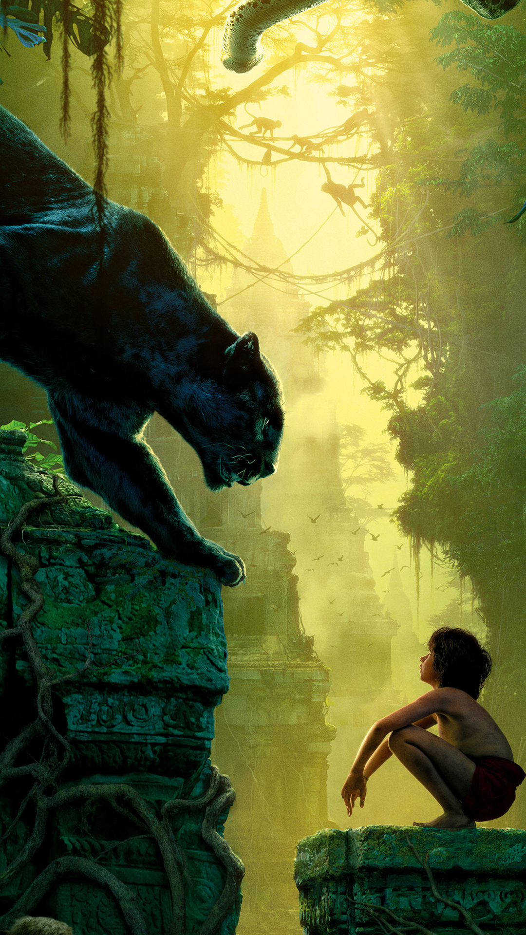 Free Download The Jungle Book 2016 Movie Wallpapers For