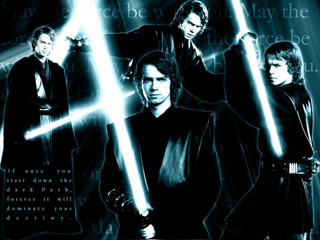Anakin Skywalker   star wars revenge of the sith Wallpaper Anakin 1024x768