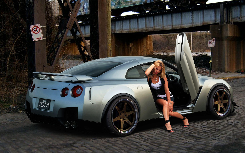 Nissan GT R wallpaper 2887x1804