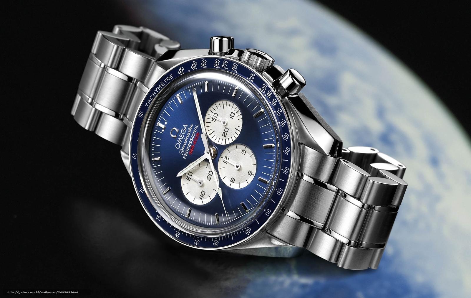 Download wallpaper watch OMEGA speedmaster Professional desktop 1600x1011