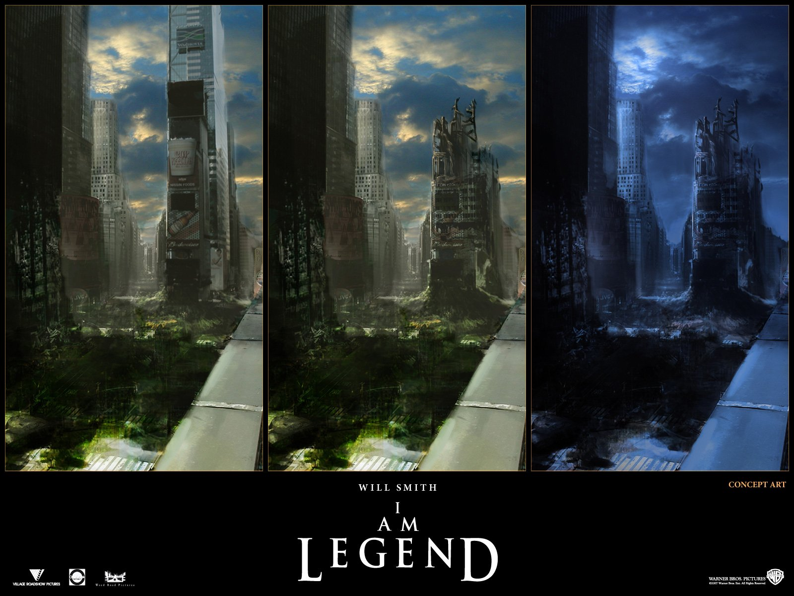 am legend i am legend i am legend i am legend i 1600x1200