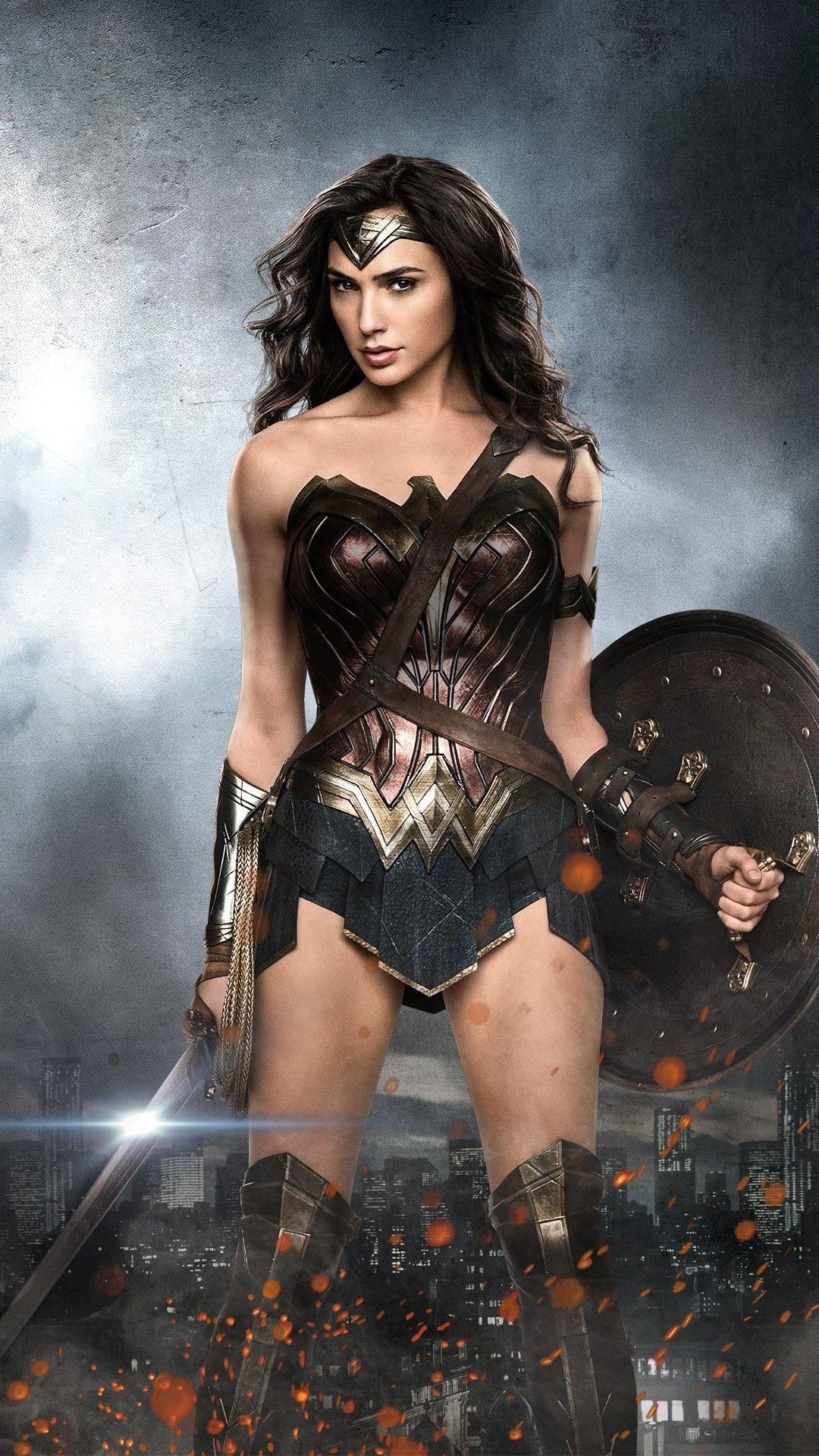 Wonder Woman Gal Gadot iPhone Wallpaper   Best iPhone Wallpaper 1080x1920