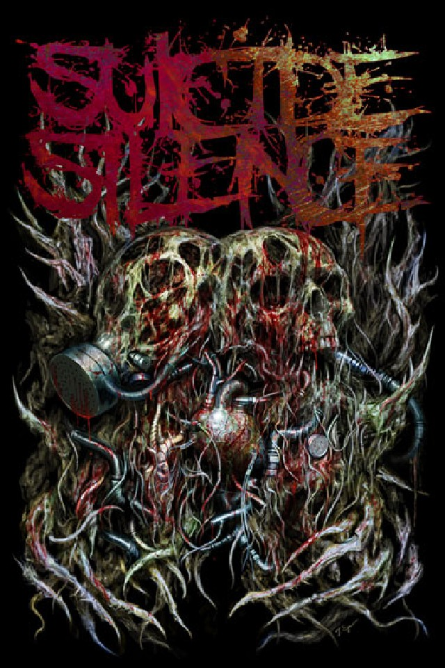 pin wallpapers suicide silence - photo #24