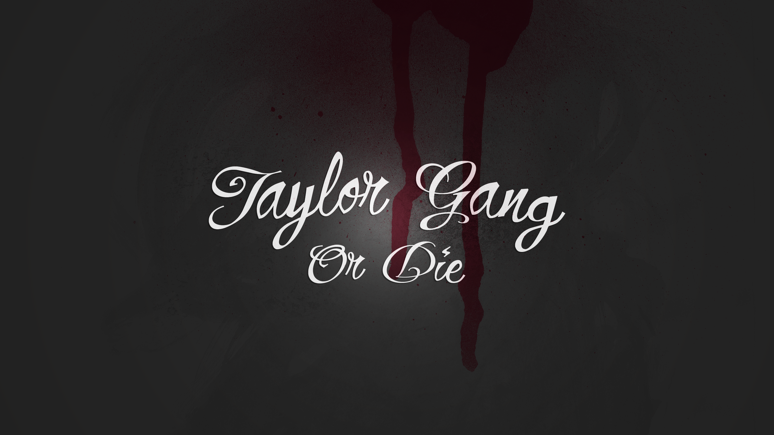 wiz khalifa taylor gang by daniellinthwaite customization wallpaper 2560x1440