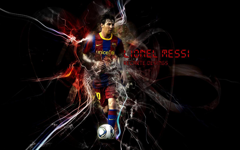 Lionel Messi FC Barcelona Wallpaper   Lionel Andres Messi Wallpaper 1440x900