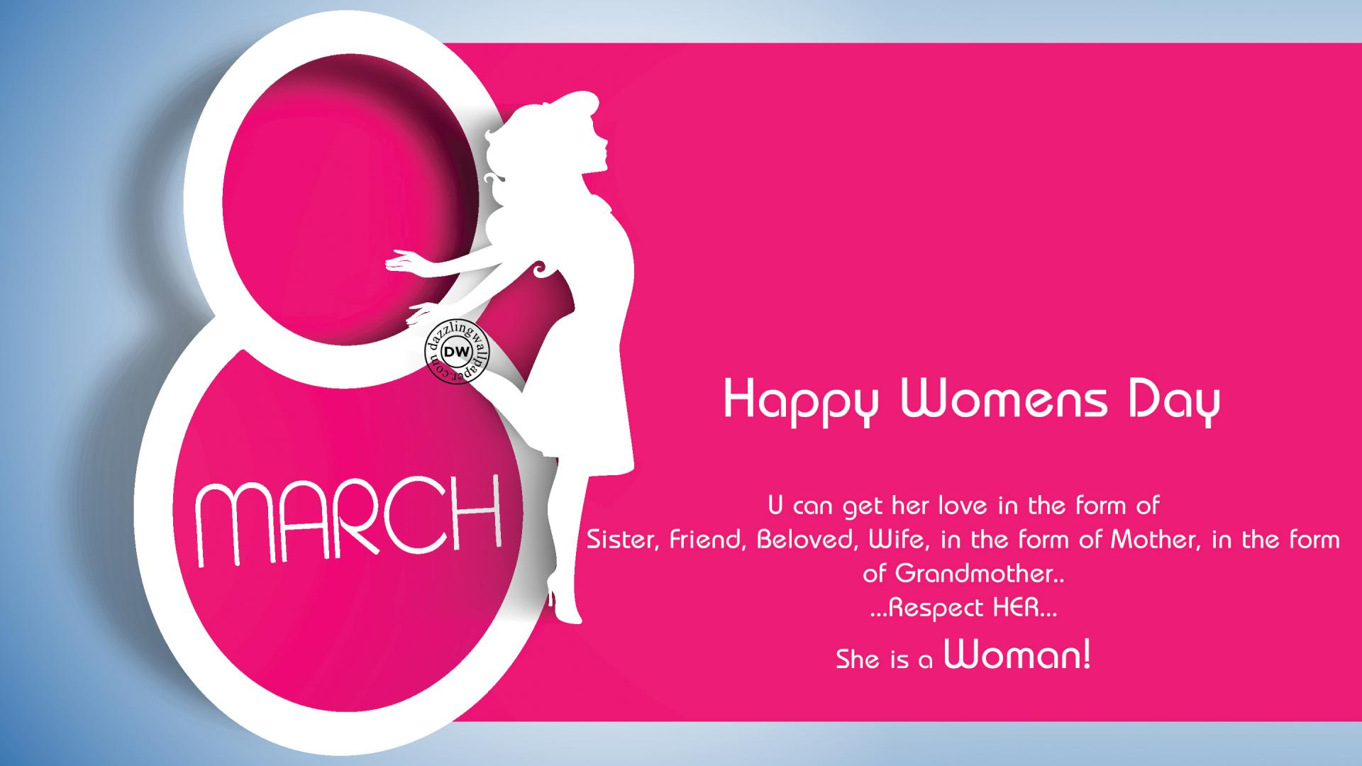 International Womans Day Wallpaper 2   2880 X 1800 stmednet 1920x1080