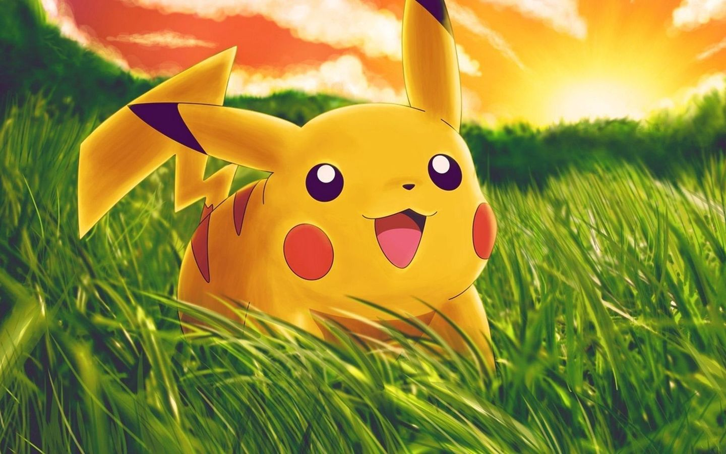 Pokemon HD Wallpaper Picture Image 1440x900