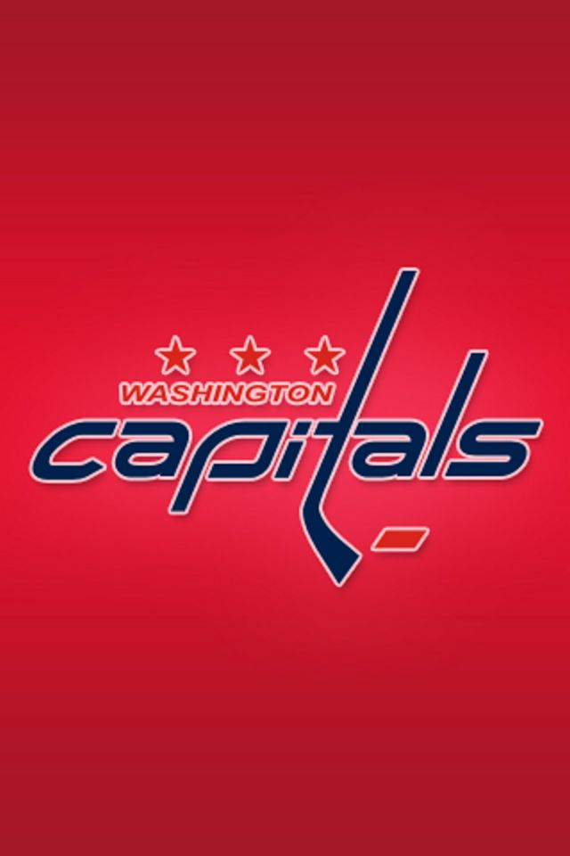 Washington Capitals iPhone Wallpaper HD 640x960