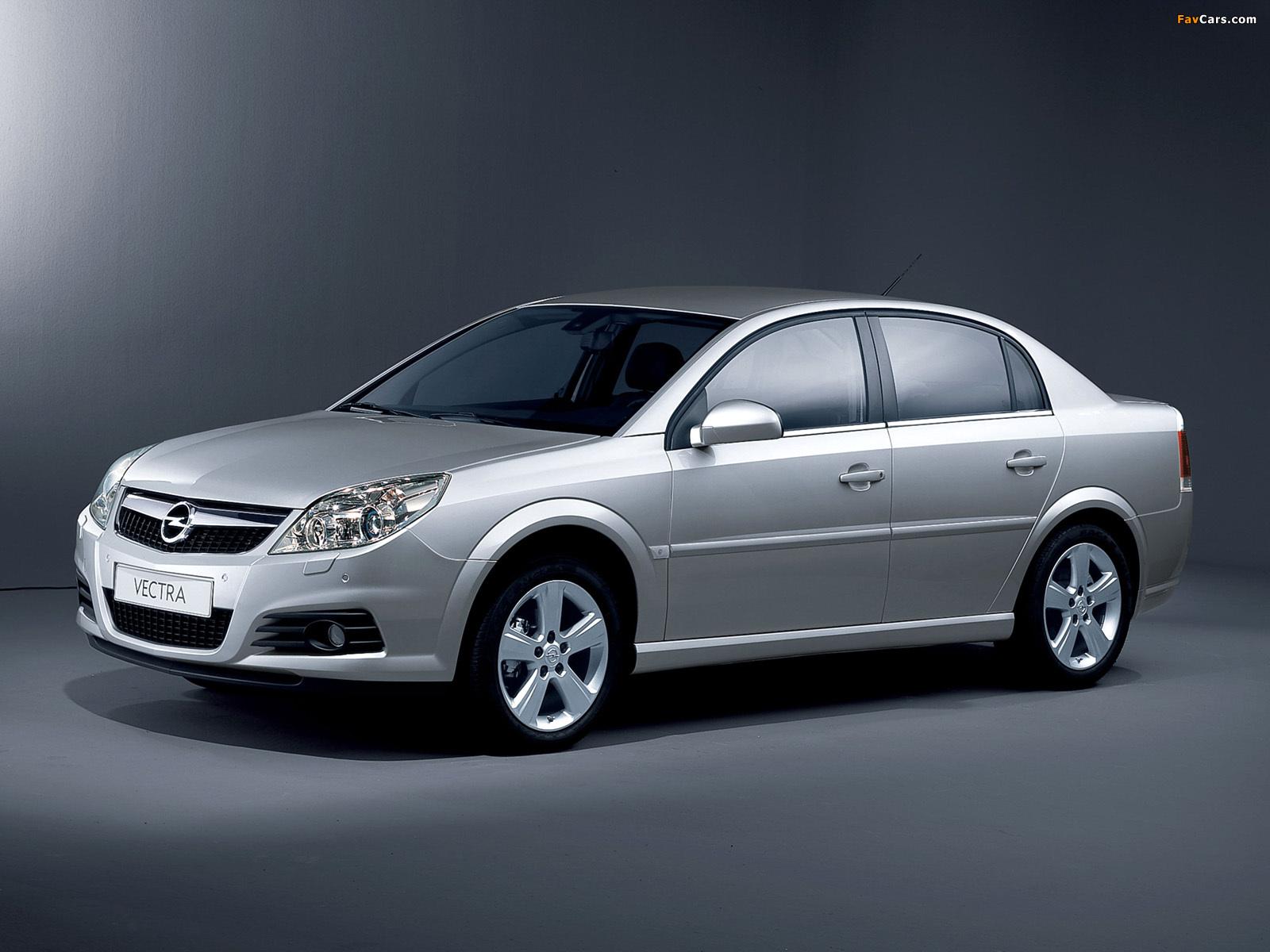 Images of Opel Vectra Sedan C 200508 1600x1200 1600x1200