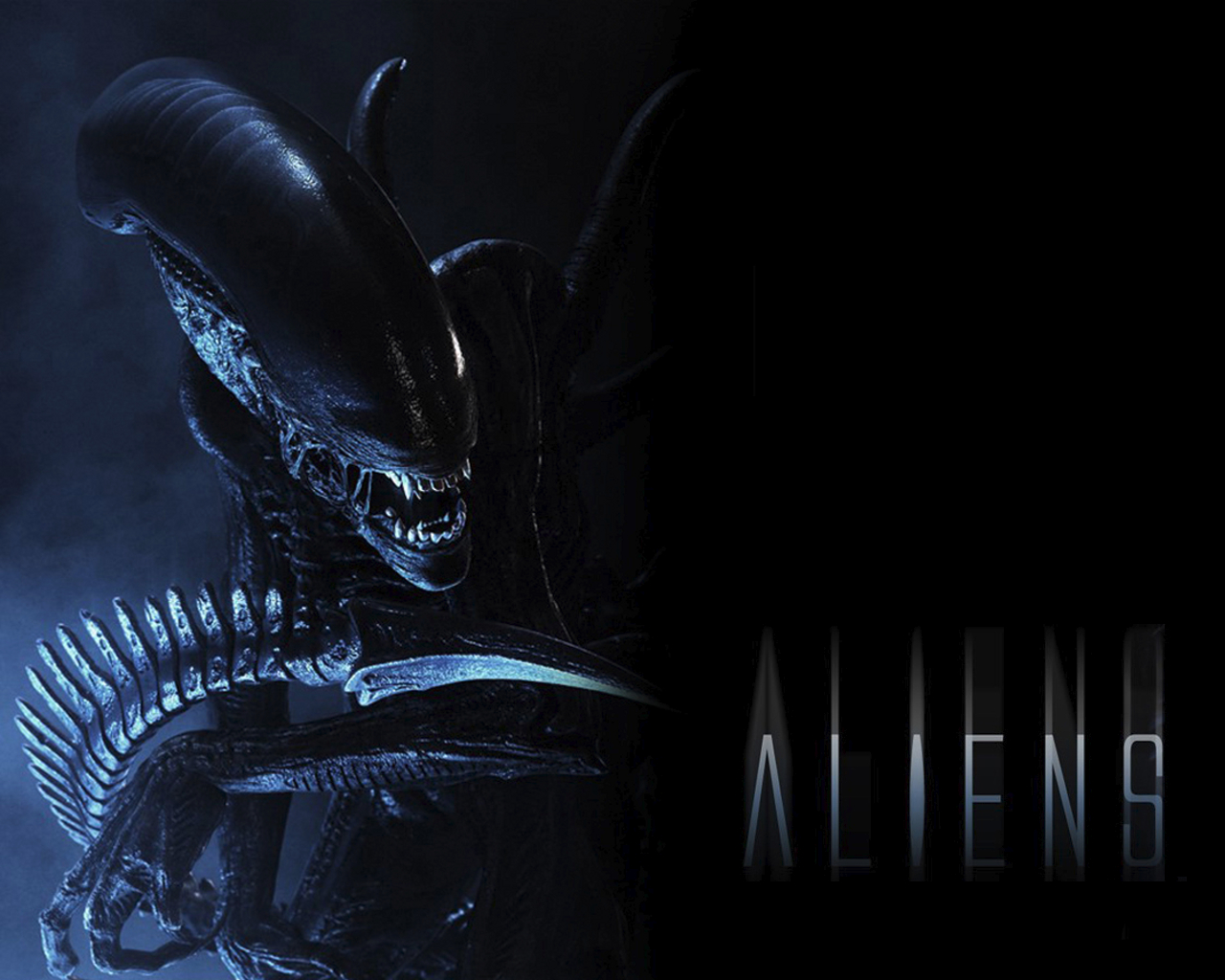 Download Xenomorph Aliens Wallpaper 1280x1024 Wallpoper 1280x1024