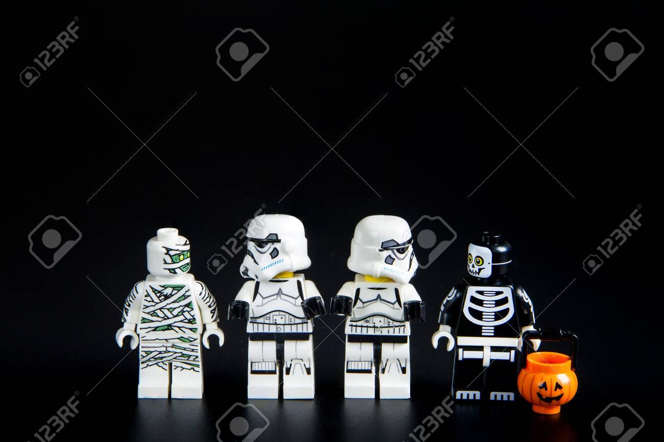Nonthabure Thailand   August 23 2016 Lego Star Wars 1300x866