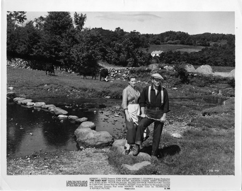 Classic Movies images The Quiet Man End Scene HD wallpaper 500x394