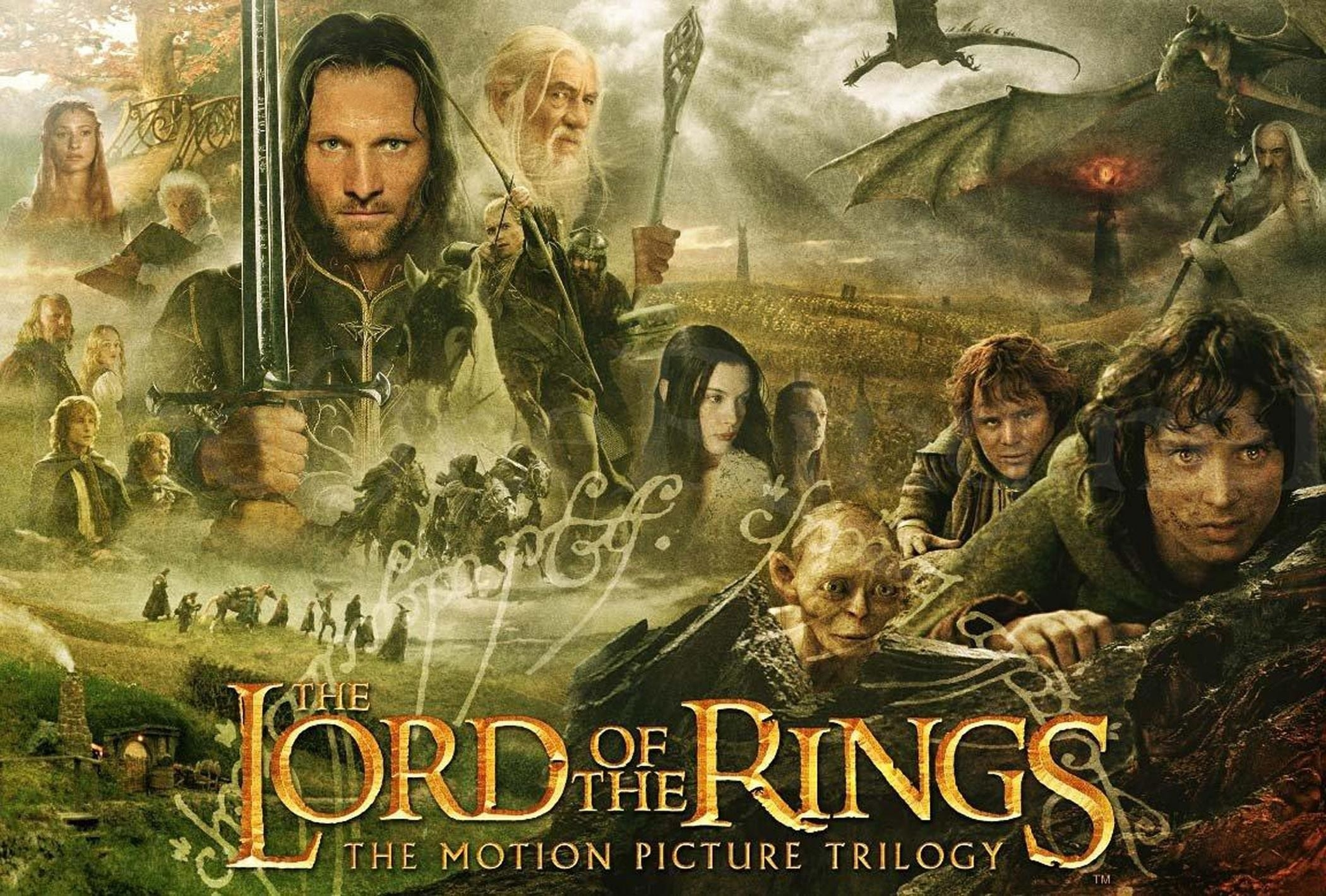 The Lord of the Rings artwork The King The Return Wallpaper HD HD 2100x1419