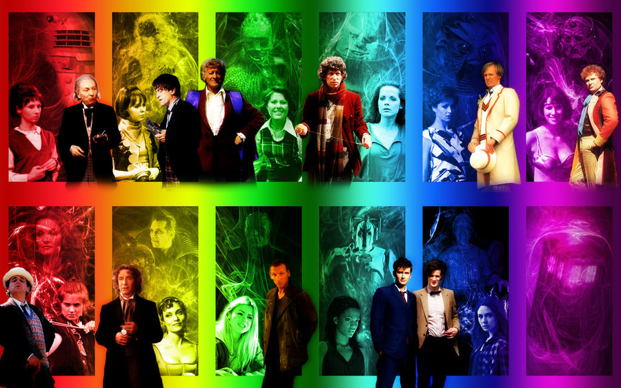 Doctor Who Wallpaper by DoctorRy 900x563