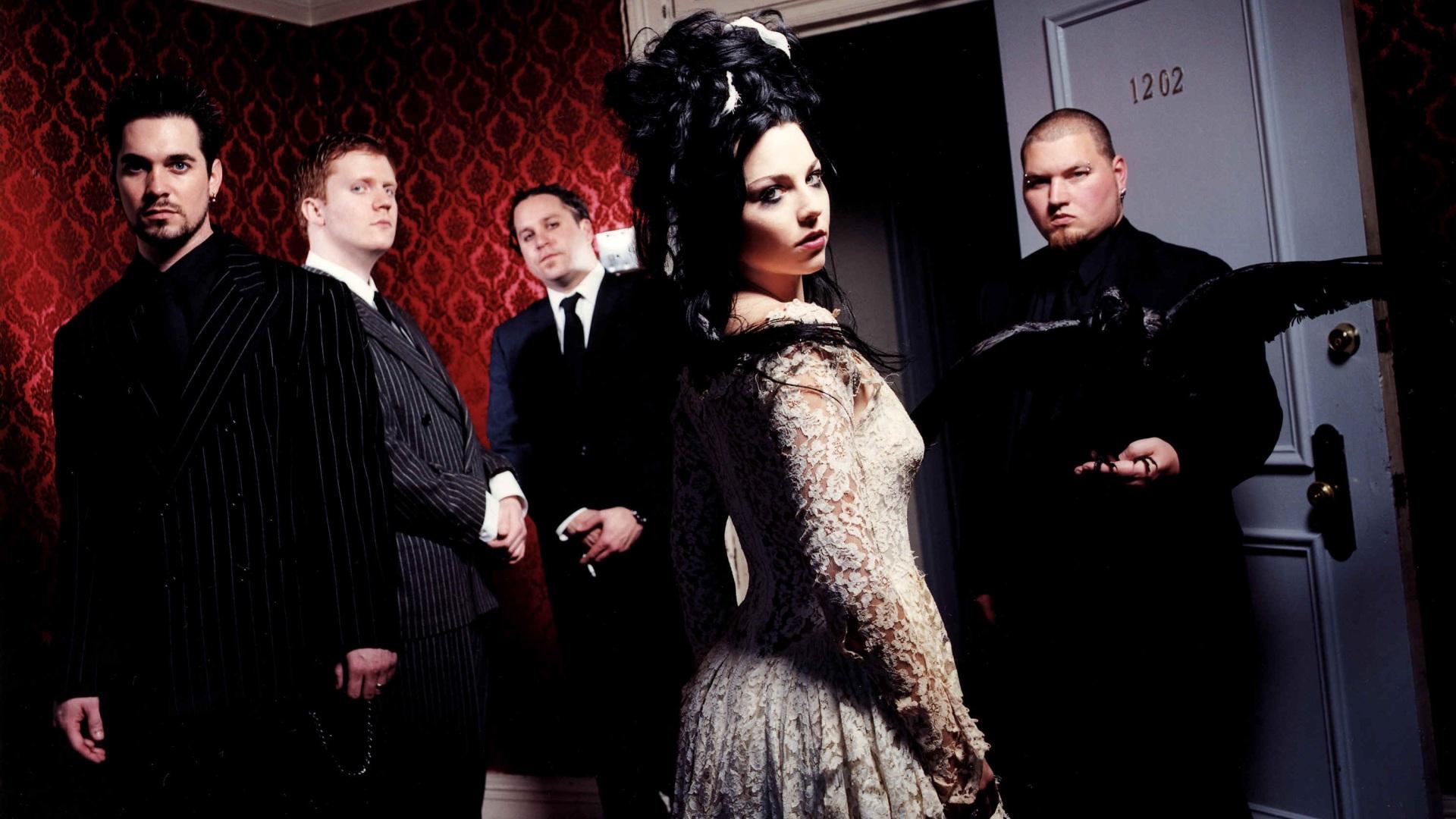 Evanescence Music fanart fanarttv 1920x1080