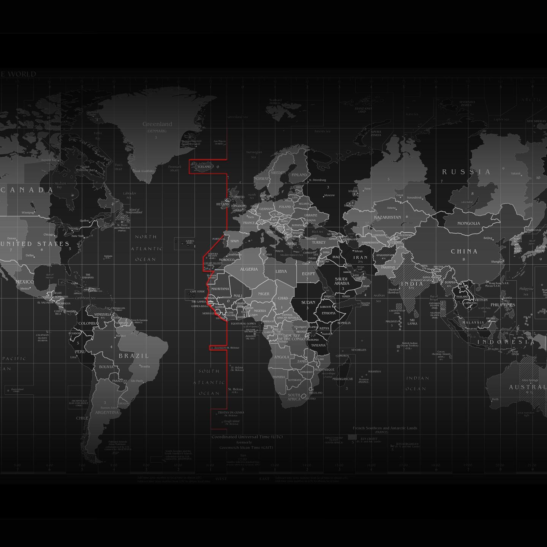 Title World map wallpaper   BlackBerry Forums at CrackBerrycom 1440x1440