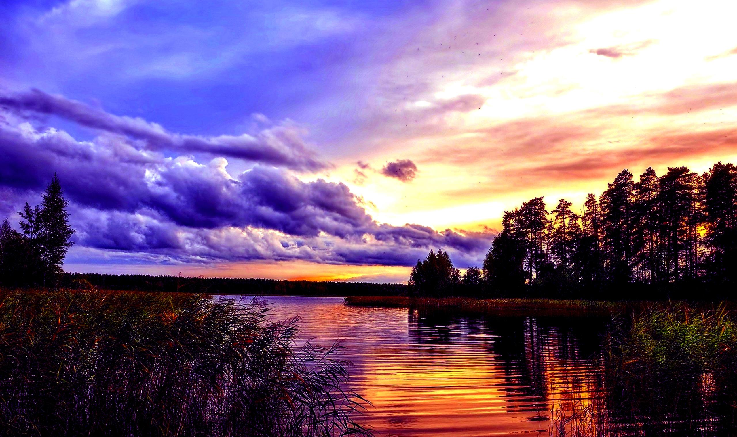 Cool nature desktop backgrounds wallpapersafari - Nature background images ...